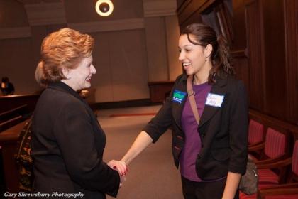 US Senator for MI,  Debbie Stabenow