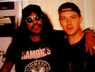 Slash, Greg Giles, Metal on 107.3 WKLQ, Giles On Air, Guns-n-Roses, WKLQ