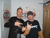 Greg Giles, Giles On Air, Metal on 107.3 WKLQ, Brann Dailor, MASTODON