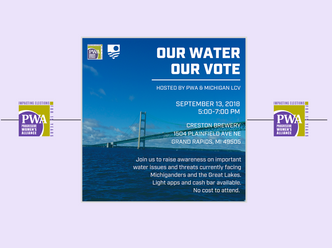 "9.13.18 ""Our Water, Our Vote"""