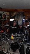 Greg Giles, drummer 9