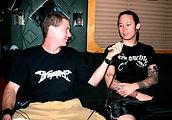 Greg Giles, Giles On Air, Metal on 107.3 WKLQ, Matthew Heafy, Trivium