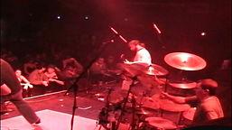 Greg Giles, drummer