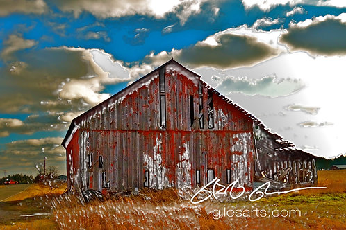 Another Dead Barn
