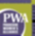 PWA, Progressive Women's Alliance, logo.