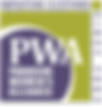 PWA, Progressive Women's Alliance, logo.
