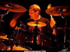 Greg Giles, drummer 3