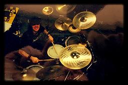 Greg Giles, drummer 5