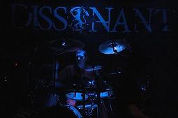 Greg Giles, drummer 8