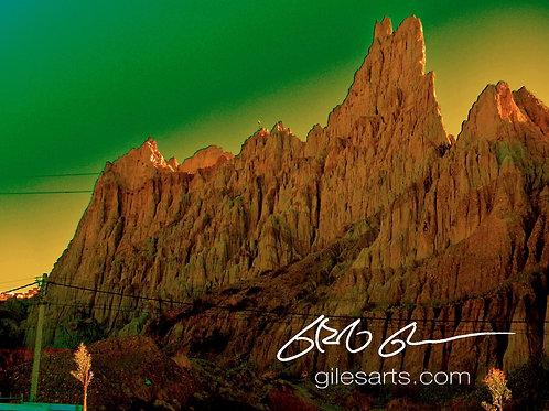 Green Mountain Majesties