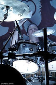 Greg Giles, drummer 24