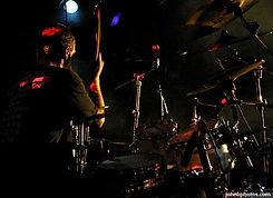 Greg Giles, drummer 13