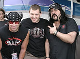 Greg Giles, Giles On Air, Metal on 107.3 WKLQ, Vinnie Paul Abbott, Pantera
