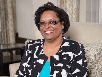 Charisse Mitchell, CEO West Central Michigan YWCA, PWA