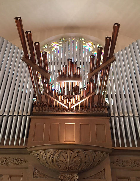 Basilica of saint Adalbert, Wicks Organ