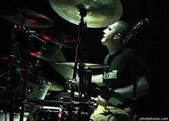 Greg Giles, drummer 2