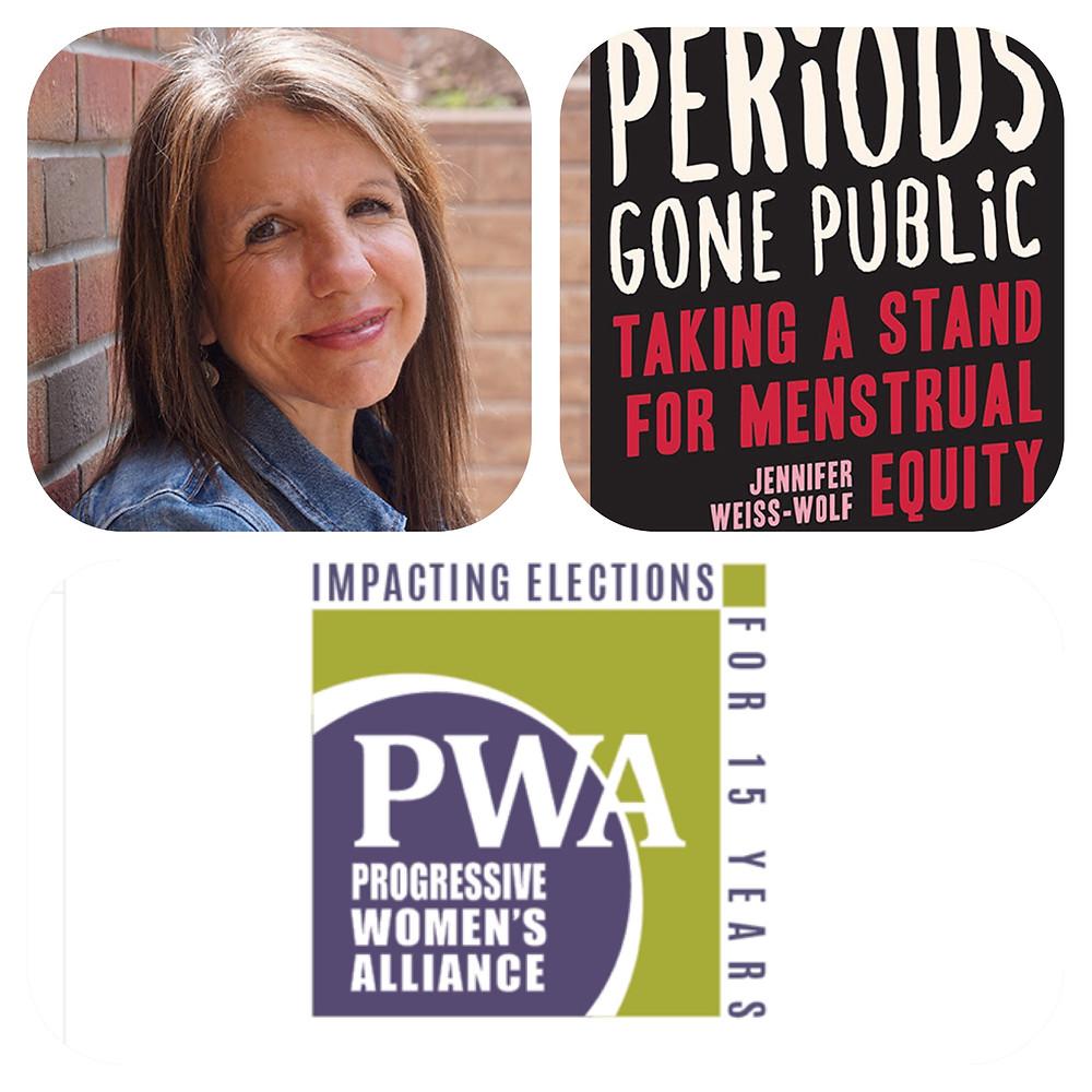 PWA, Jennifer Weiss-Wolf, Periods Gone Public