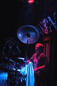 Greg Giles, drummer 12