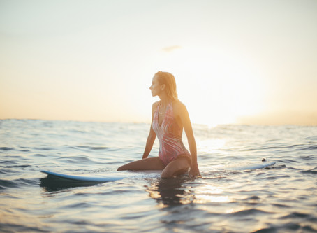 Surfing the waves of the mind