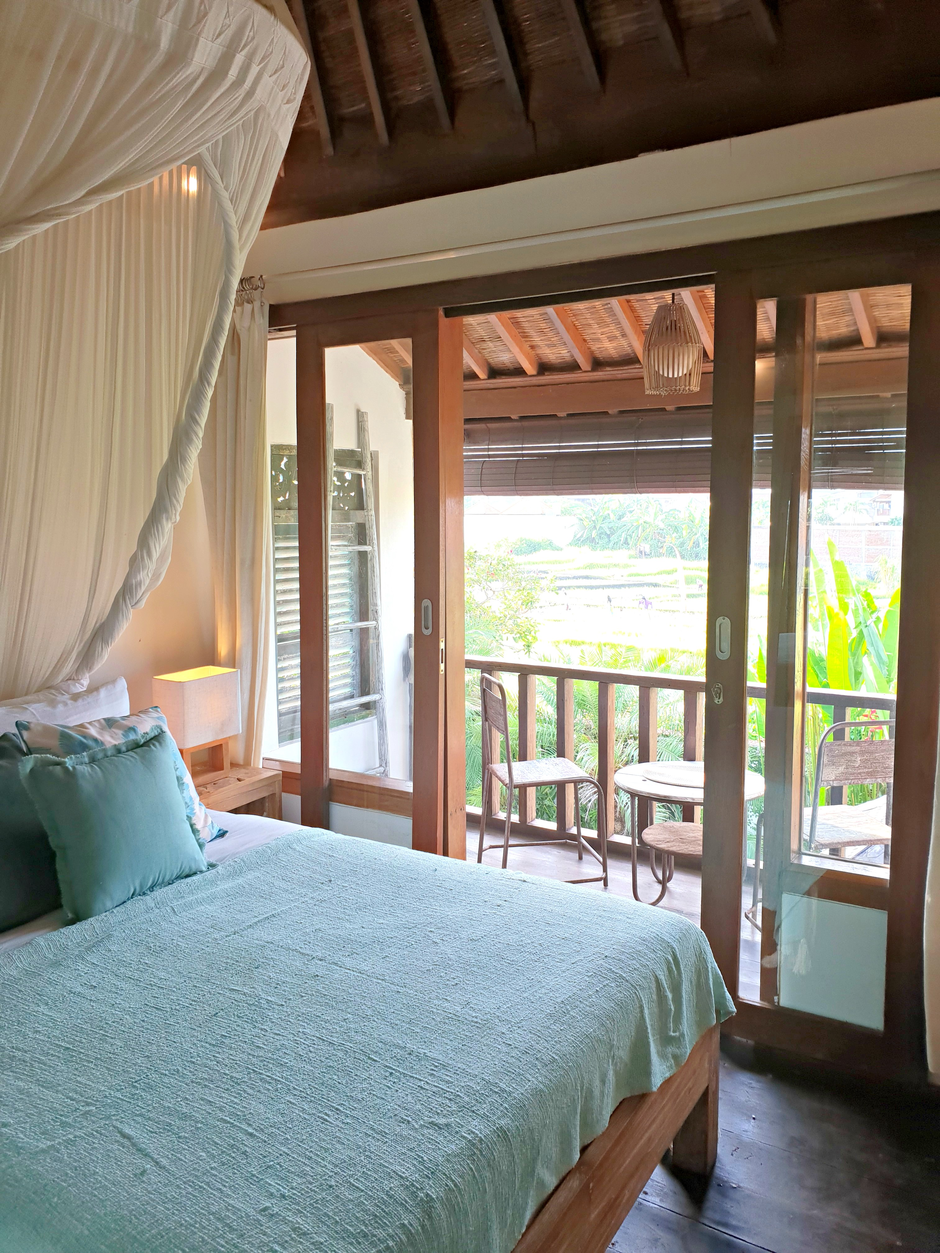 Private Room with Balcony & En-suite