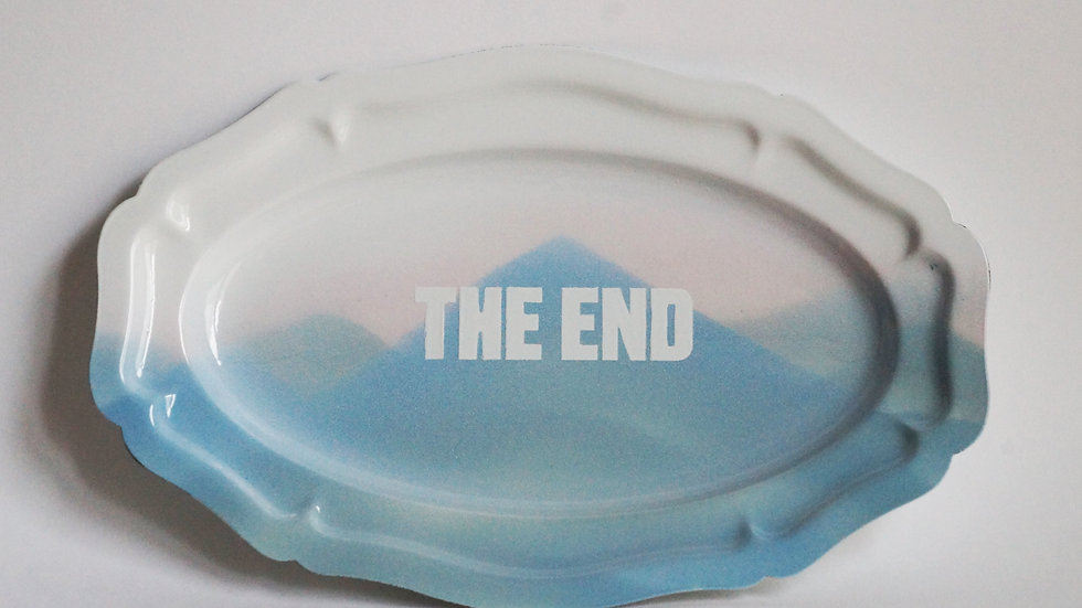 THE END #15 (plat 30cm)