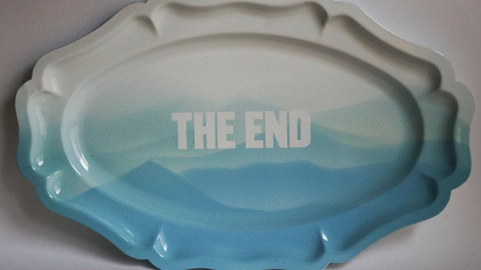 THE END #6 (plat 43-45cm)