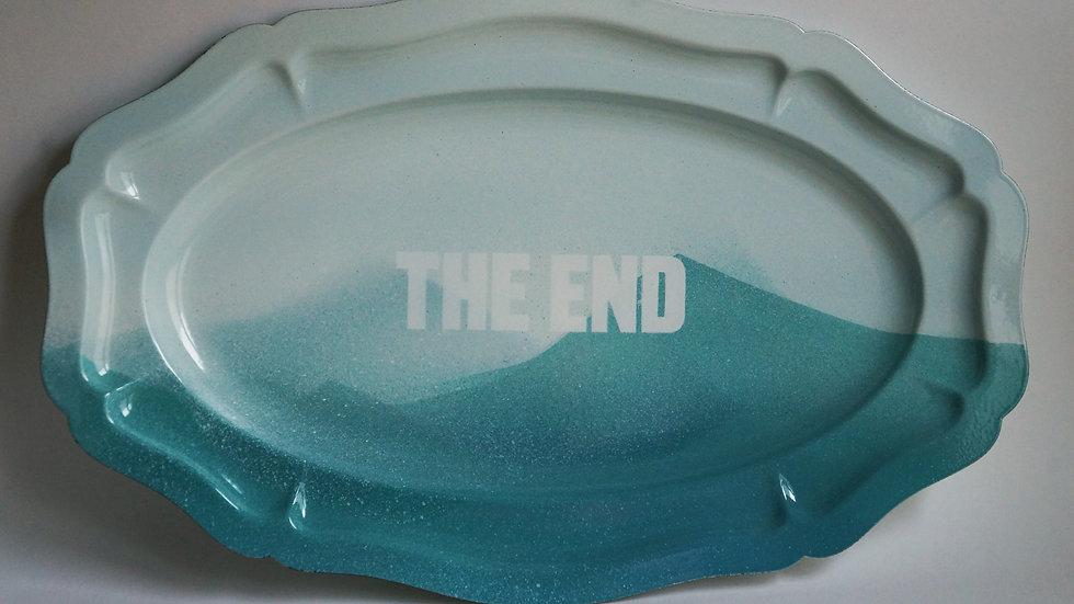 THE END #2 (plat 43-45cm)