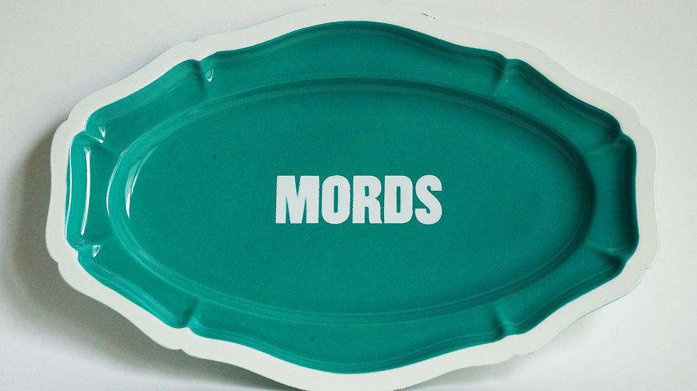 MORDS #1 (plat 30cm)