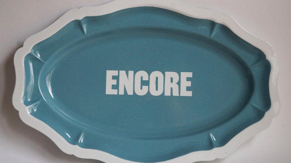 ENCORE #1 (plat 38-40cm)