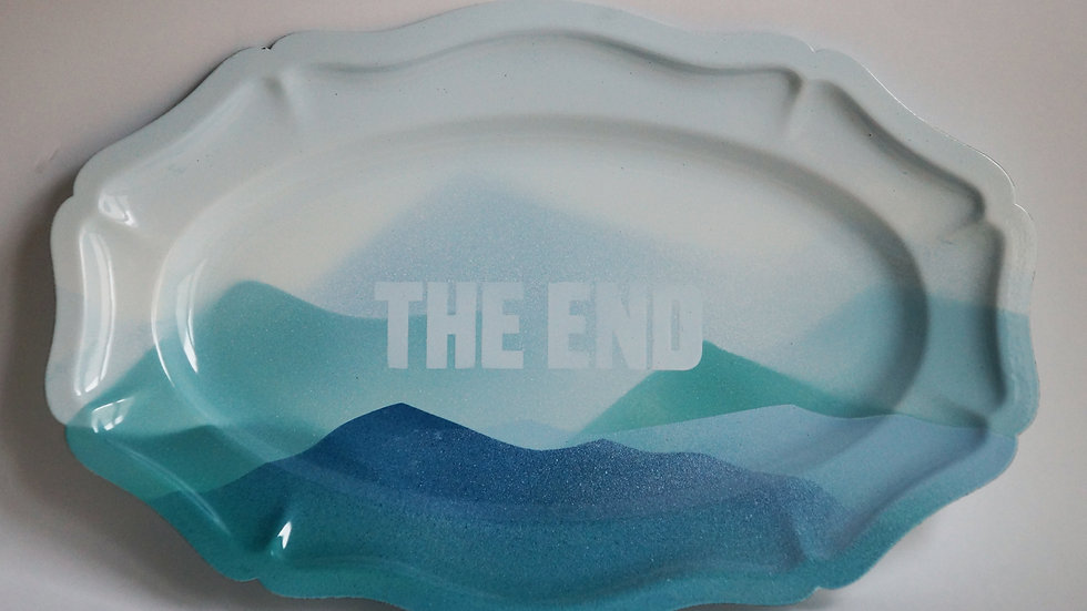 THE END #8 (plat 38-40cm)