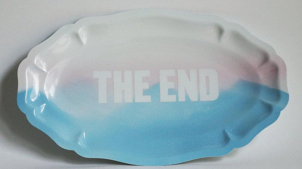 THE END #14 (plat 30cm)