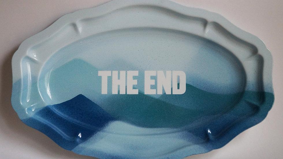THE END #7 (plat 38-40cm)