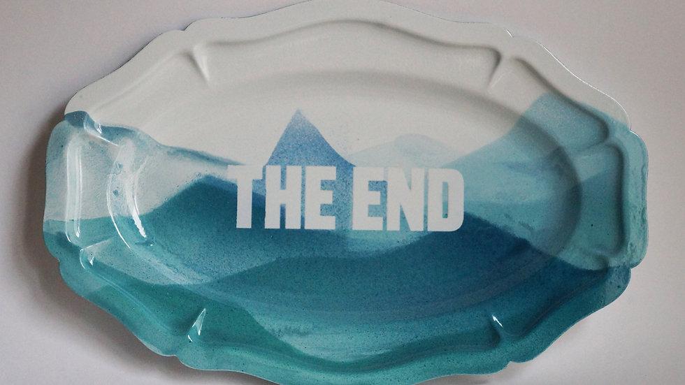 THE END #11 (plat 35cm)