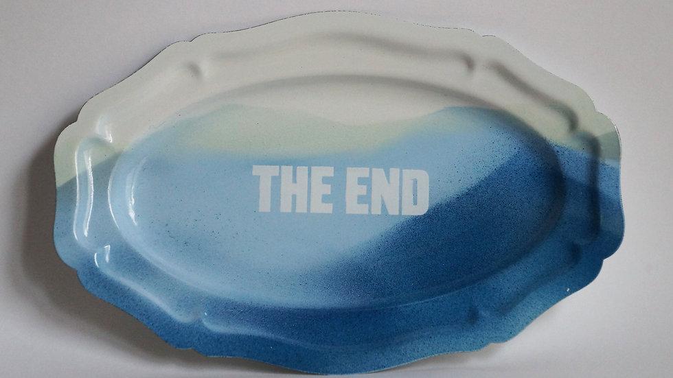 THE END #13 (plat 30cm)