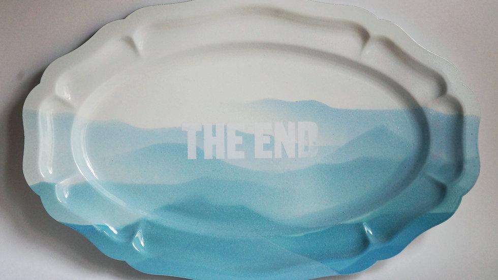 THE END #5 (plat 43-45cm)