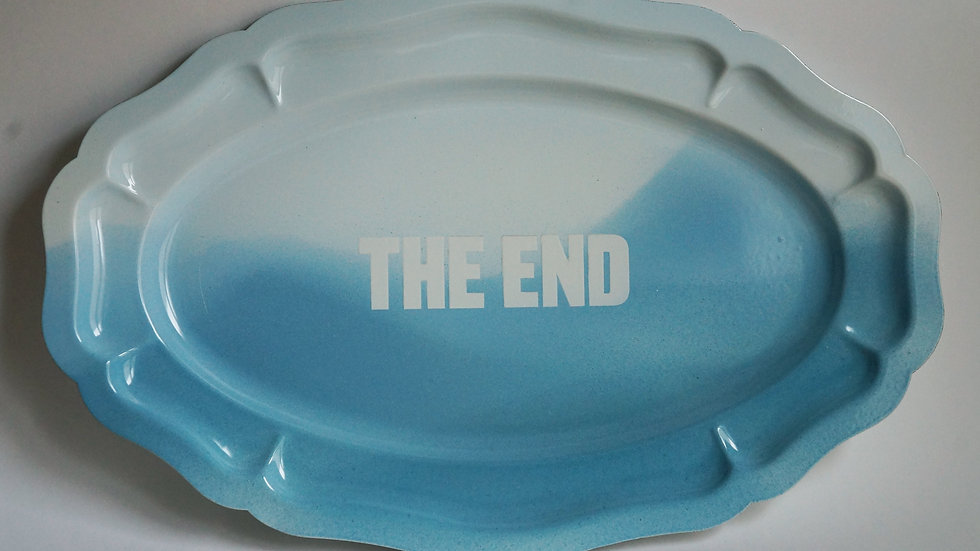 THE END #3 (plat 43-45cm)