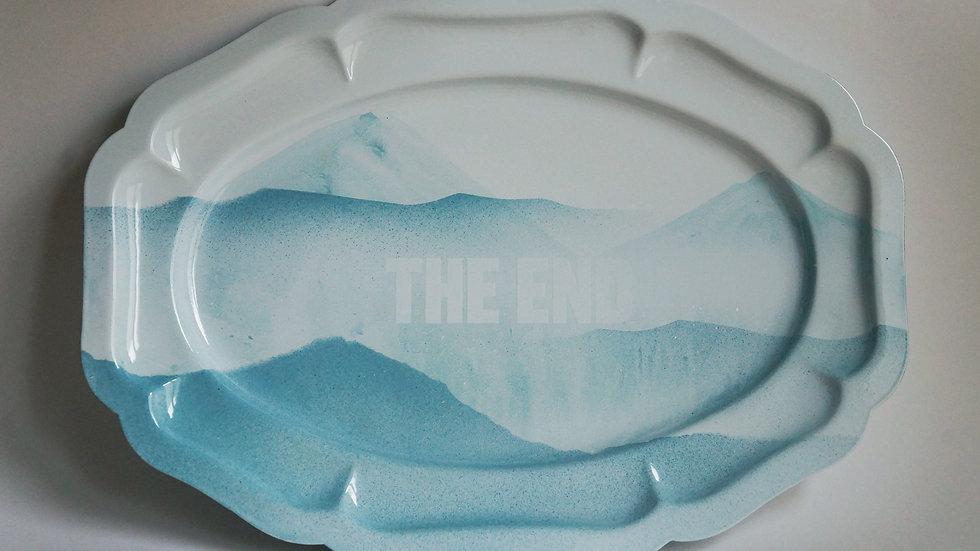 THE END #1 (plat 55cm)