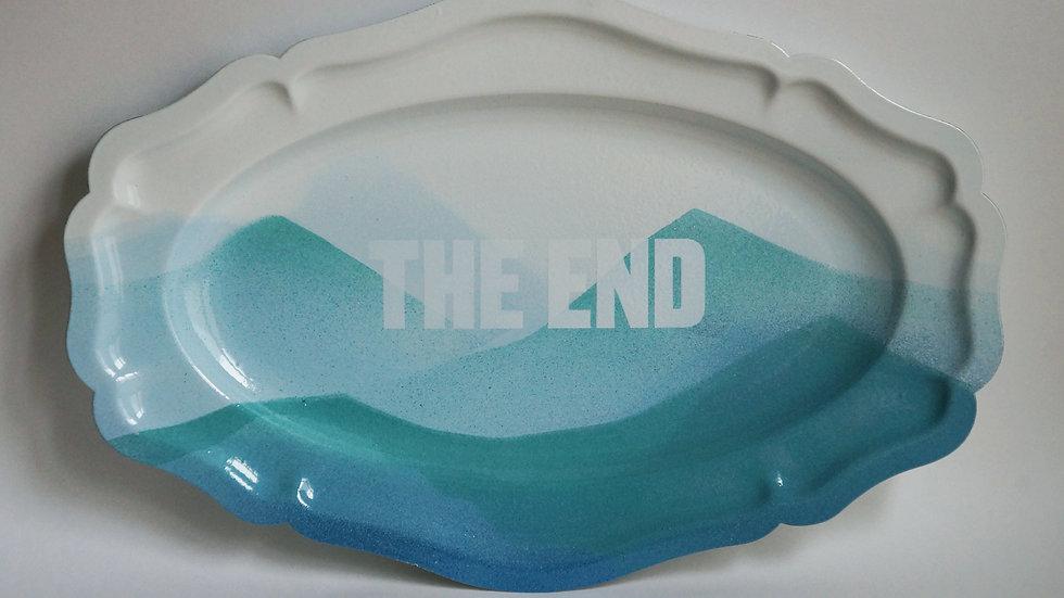 THE END #9 (plat 38-45cm)