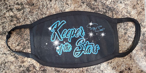 Keeper of the Stars Face Mask