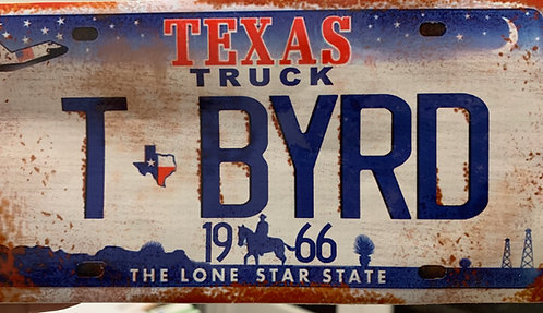 Texas Truck Sticker