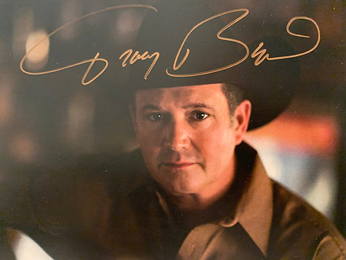Autographed Tracy Byrd Picture