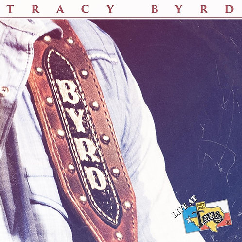 Autographed -Tracy Byrd: Live at Billy Bob's Texas - DVD