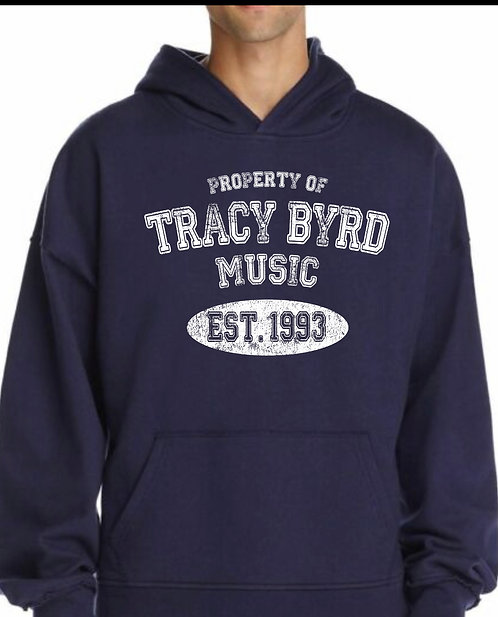 Property of Tracy Byrd Hoodie