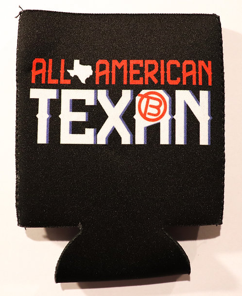 All American Texan Koozie