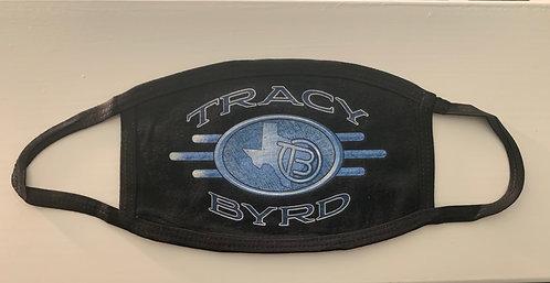 Tracy Byrd Face Mask