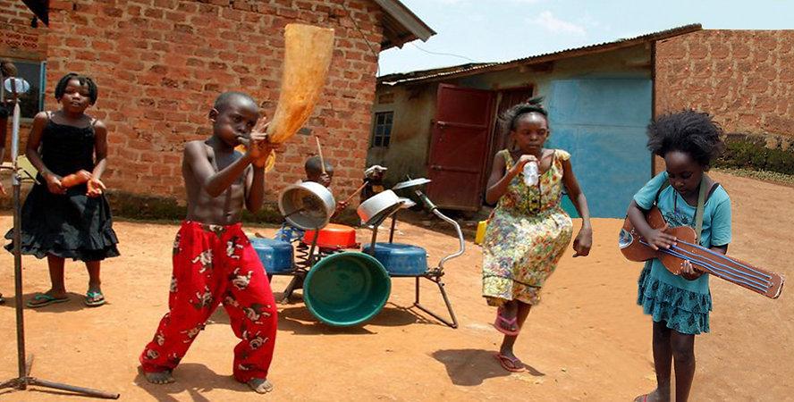 """Musica nella Scuola Elementare """"Deborah Ricciu - Espandere Orizzonti"""" a Kibiri, Kampala (Uganda)"""
