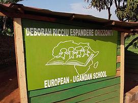 """Adozione della Scuola Elementare """"Deborah Ricciu - Espandere Orizzonti"""" a Kibiri, Kampala (Uganda)"""