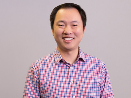 David Huang discusses digital infrastructure