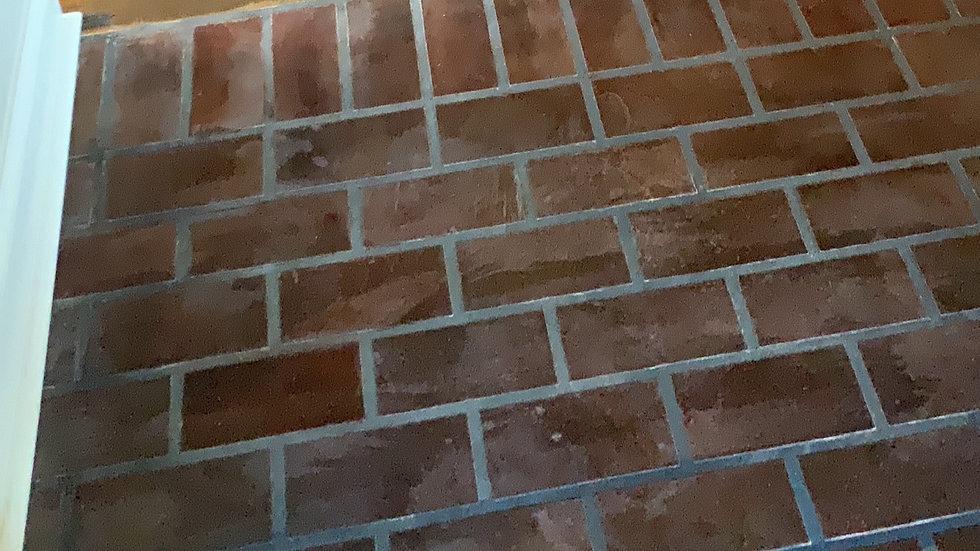 """Pavers Look""  Concrete Overlay"