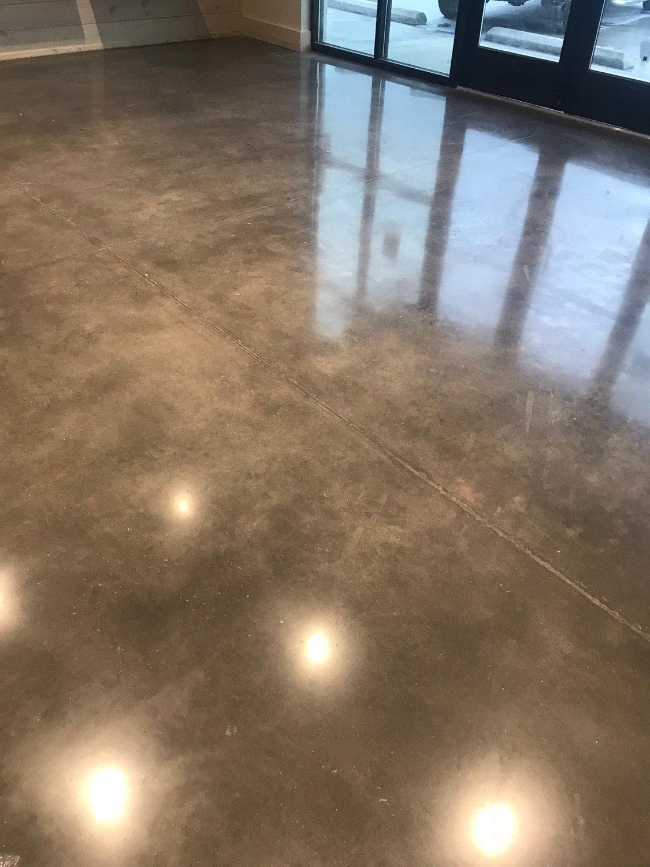 Concrete Polish, Polished Concrete
